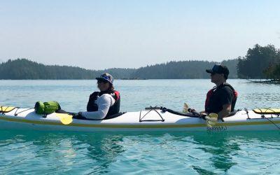 Double Kayaks????!