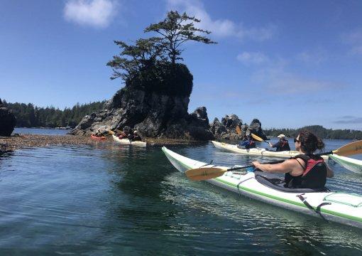 Hello Nature Coastal Waters Kayaking Tour